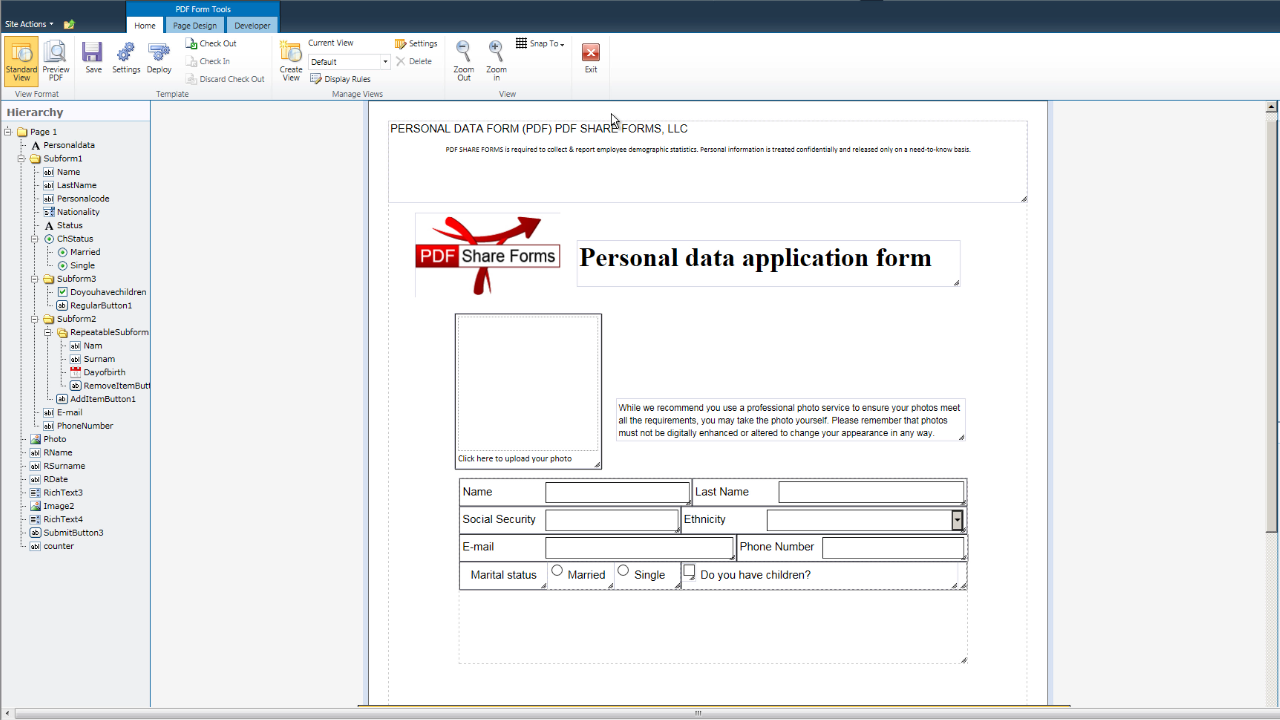 sharepoint offline forms