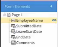 Forms for SharePoint - PDF Share Forms Cloud field mapping link icon