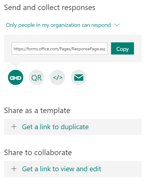 microsoft forms template